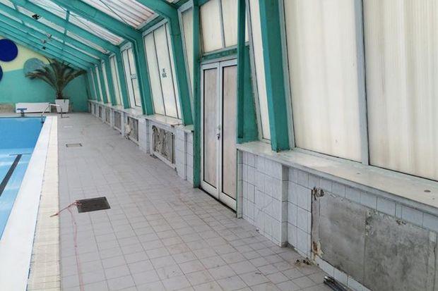 fot. Facebook, Kryta Pływalnia MOSiR Centrum w Wodzisławiu Śląskim